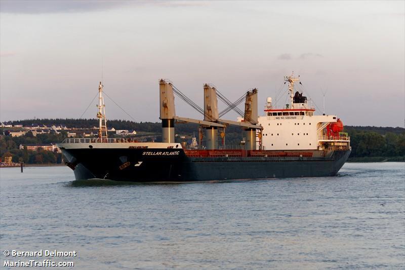 STELLAR ATLANTIC 9282948 – Klip Marine Shipmanagement Ltd